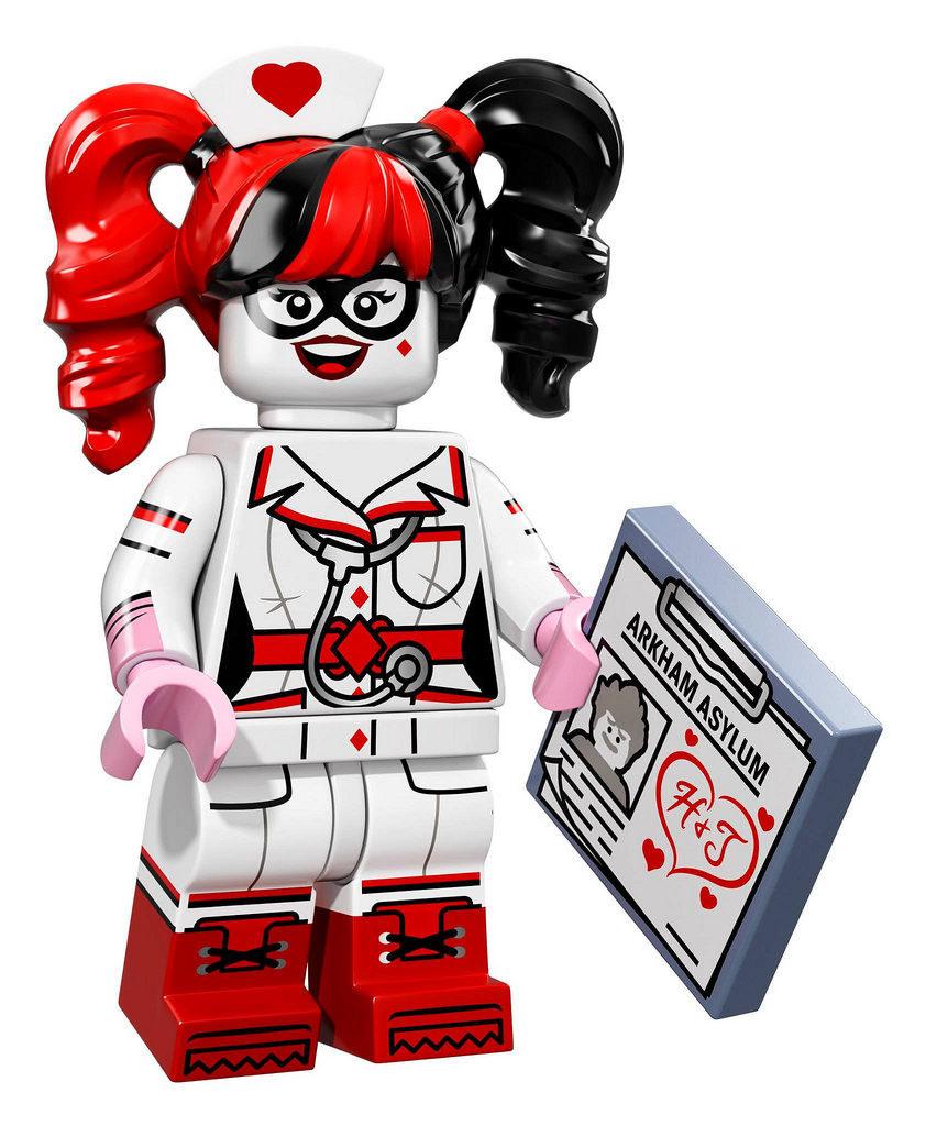 LEGO Nurse Harley Quinn